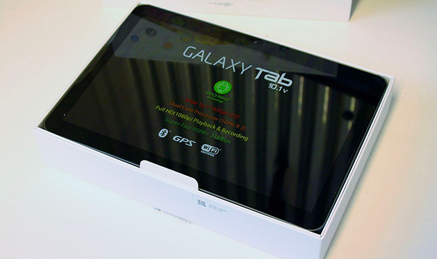 Samsung galaxy Tab A reparation