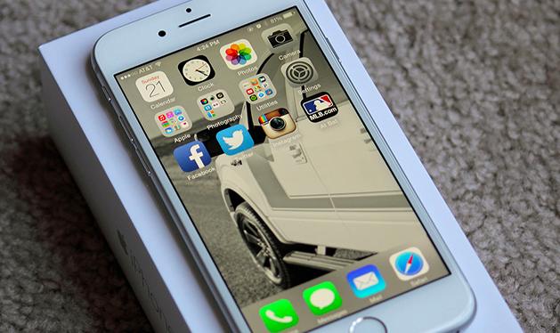 iPhone 6 reparation