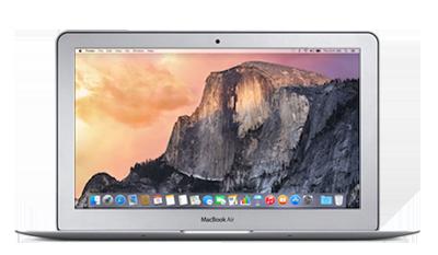 Macbook Air 11-insh reparation