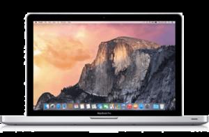 Macbook Pro reparation