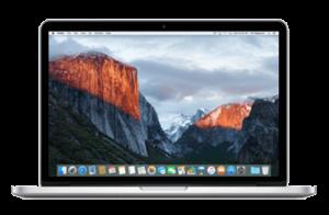 Macbook Pro Retina reparation