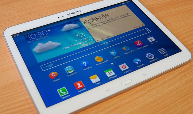 Samsung Galaxy Tab reparation